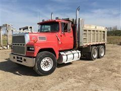 1987 Ford LTL 9000 T/A Dump Truck