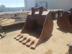C P Excavator Bucket