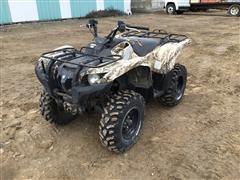 2009 Yamaha Grizzly 700 ATV