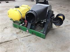 Mist Sprayers Resources URX7-R15 Livestock Mist Sprayer