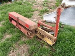 Jet Co Hydraulic Post Pounder