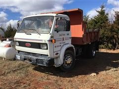 1991 Peterbilt 265 Dump Truck
