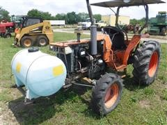 Kubota 850D MFWD Tractor