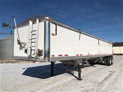 2011 Timpte H4222 T/A Grain Trailer