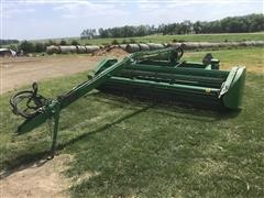 John Deere 1600 Windrower