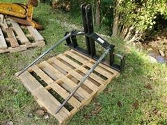 Gnuse 3-Point Bale Carrier