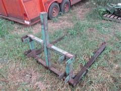 Double LL Bale Forks