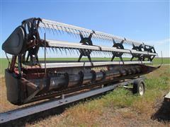 Case IH 1010-25 Grain Header