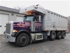 2001 Peterbilt 357 Tri/A Dump Truck