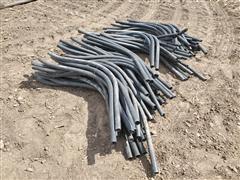 "Rubber 11/2"" Double Bend Siphon Tubes"