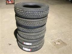 Cooper Discoverer H+3 Blackletters LT215/85 R 16/E Tires