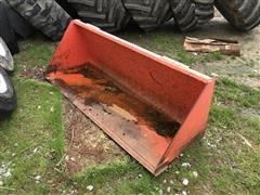 2016 Kubota M1811 Loader Bucket