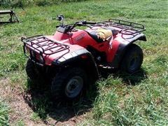 1999 Honda Fourtrax 300 ATV
