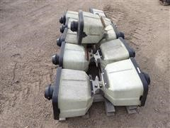 Kinze W/JD Lock N Load Lids Insecticide Boxes