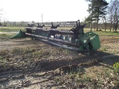 John Deere 220 Bean Header