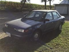 1990 Mazda Protege Sedan