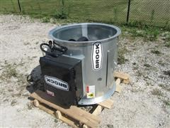 "2013 Brock AXH28-LP 28"" Axial Bin Heater"