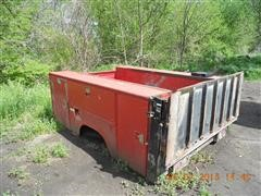 Stahl Utility Box With Tommy Lift Gate