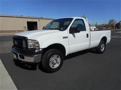 2006 Ford F-250 XL Super Duty 4x4 Pickup