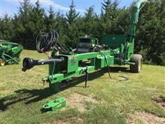 2012 John Deere 3975 Pull-type Forage Harvester