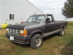 1991 Ford Ranger XLT Pickup