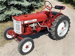1956 McCormick-Deering International Cub Lo-Boy 2WD Tractor