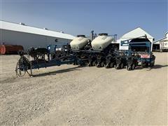 2012 Kinze 3600 InterPlant 12-23R30 Planter