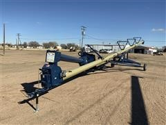 2015 Harvest International H1062 Grain Auger W/Low Profile Twin Auger