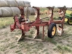 Massey Ferguson 57 4 Bottom Roll Over Plow