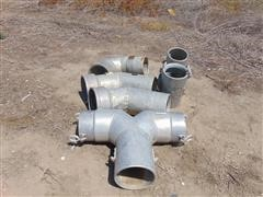 "10"" Pipe Joints"