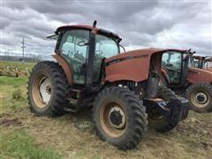 Case IH MXU 115 MFWD Parts Tractor
