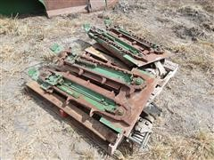 John Deere 644 Corn Head Row Units