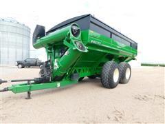 2012 Unverferth Brent 1594 Grain Cart
