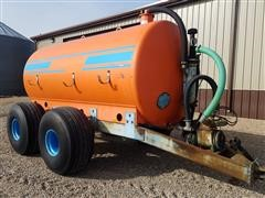 Better Built 2600 Liquid Manure Tanker - Spreader