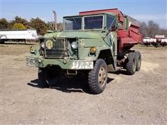 AM General Army T/A Feed Truck