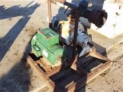 Crown 30CP Electric Water Pump