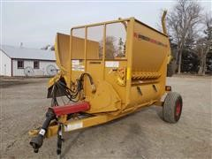 2014 Haybuster 2655 Bale Processor