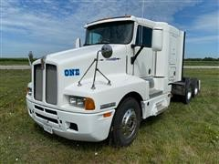 1993 Kenworth T600 T/A Truck Tractor