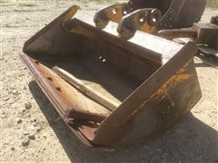 Ditch Cleaner Excavator Bucket And Hydraulic Jackhammer Attachment