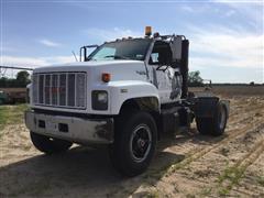 1992 GMC TopKick S/A Truck Tractor