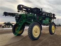 2009 John Deere 4730 Self-Propelled Sprayer