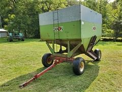 Dakon 280 Gravity Wagon W/Westendorf Running Gear