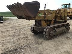 Caterpillar Crawler Track Loader