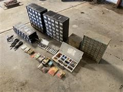 Shop Storage Containers & Contents