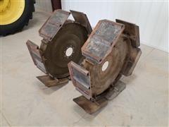 Steel Pivot Tires