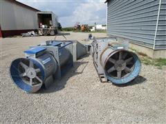 Shivvers Bin Grain Drying System