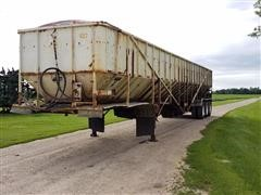1997 FBMI Eagle Tri-Axle Live-Bottom Trailer