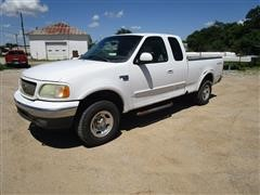 2003 Ford F150 XLT 4WD Supercab Pickup