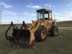 John Deere 544-B Wheel Loader