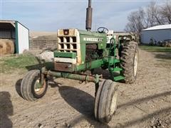1969 Oliver 1650 2WD Tractor